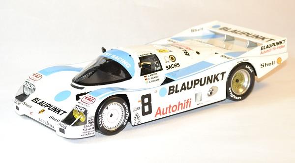 Porsche 962 1988 8 le mans norev 1 18 autominiature01 1
