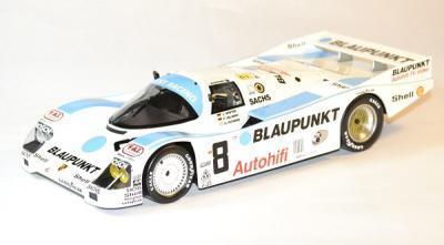 Porsche 962 C 3eme au 24H du Mans 1988 #8