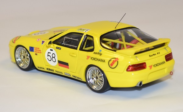 Porsche 968 turbo rs 58 mans 1994 neo 1 43 43837 autominiature01 vcom 2