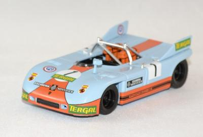 Porsche 908/03 #1 Fernandez 1000 km de barcelone 1971