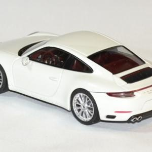 Porsche carrera 4s 2017 herpa 70980 1 43 autominiature01 2