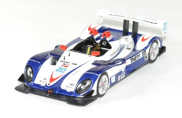 Porsche rs spyder 2007 dyson 1 43 minichamps autominiature01 1