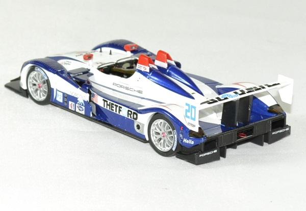 Porsche rs spyder 2007 dyson 1 43 minichamps autominiature01 2