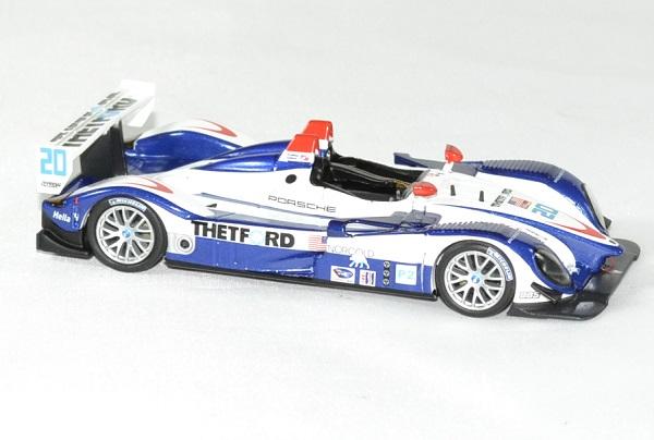 Porsche rs spyder 2007 dyson 1 43 minichamps autominiature01 3