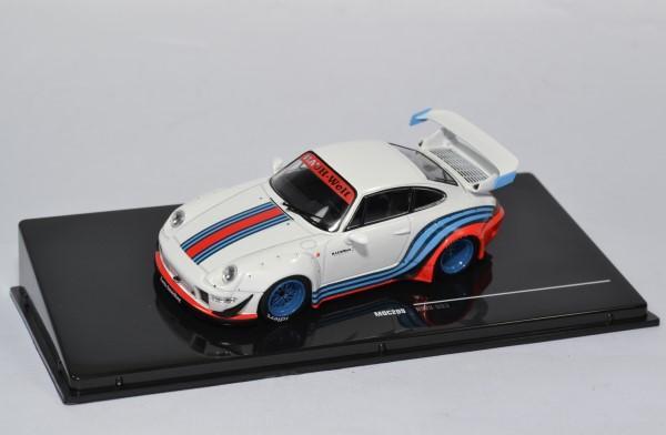 Porsche rwb 993 martini team ixo 1 43 ixomoc209 autominiature01 1