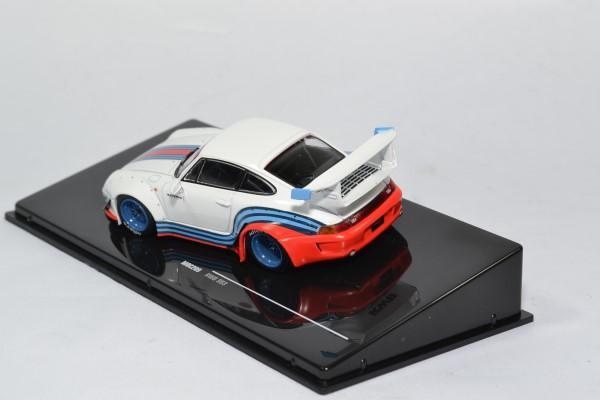 Porsche rwb 993 martini team ixo 1 43 ixomoc209 autominiature01 2
