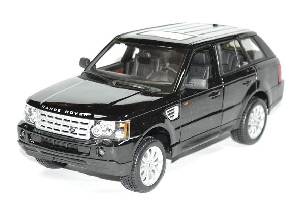range rover sport voiture miniature bburago 1 18 bur12069. Black Bedroom Furniture Sets. Home Design Ideas