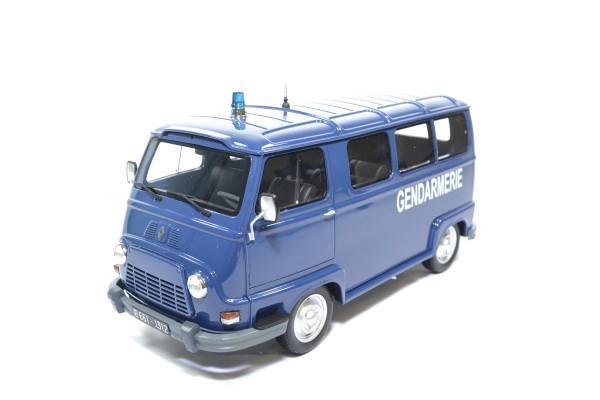 Reanult estafette gendarmerie ottomobile 1 18 autominiature01 ot256 1