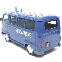 Reanult estafette gendarmerie ottomobile 1 18 autominiature01 ot256 2