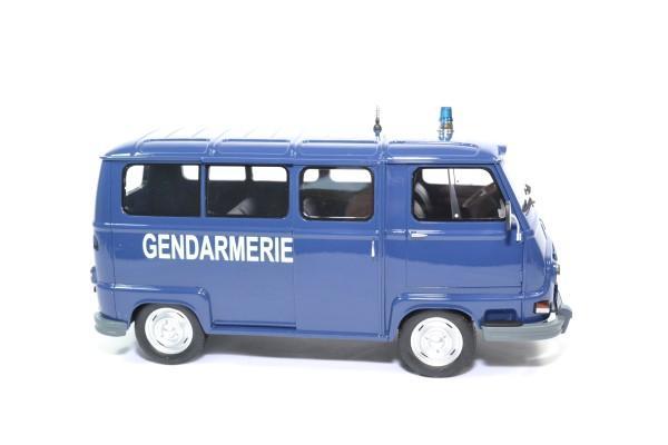 Reanult estafette gendarmerie ottomobile 1 18 autominiature01 ot256 3