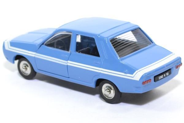 Renault 12 gordini 1971 dinky toys 1 43 autominiature01 1424g 2