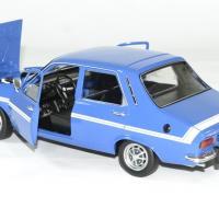 Renault 12 gordini bleu 1971 norev 1 18 autominiature01 3