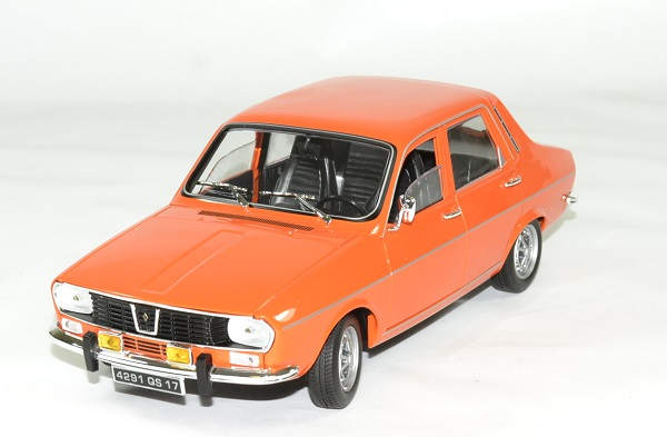 Renault 12 ts 1973 orange norev 1 18 autominiature01 1