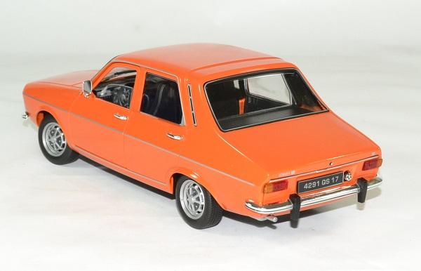 Renault 12 ts 1973 orange norev 1 18 autominiature01 2