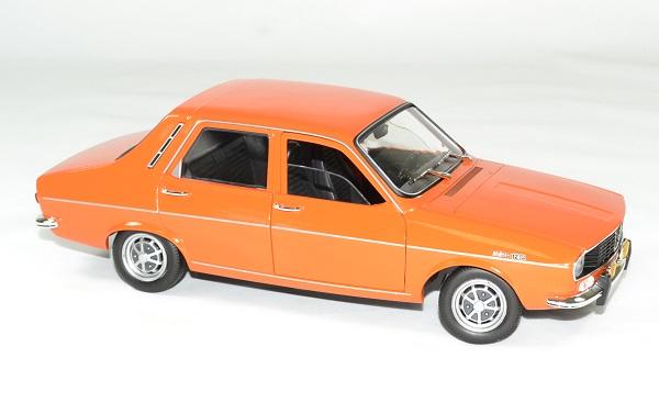 Renault 12 ts 1973 orange norev 1 18 autominiature01 3