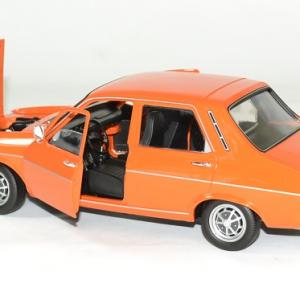 Renault 12 ts 1973 orange norev 1 18 autominiature01 4