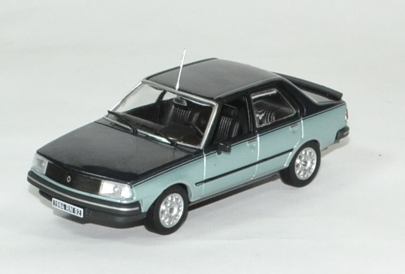 Renault 18 american odeon 1 43 autominiature01 1