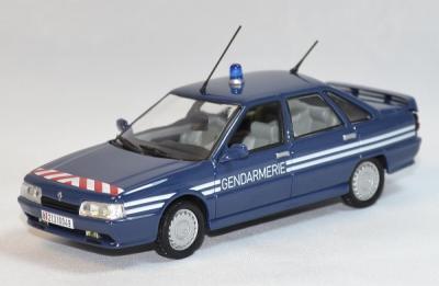 Renault 21 turbo 2.0l gendarmerie BRI norev 1/43