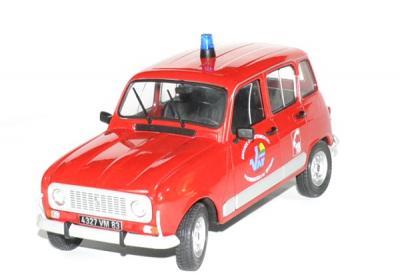 Renault 4 gtl pompier Sdis du Var