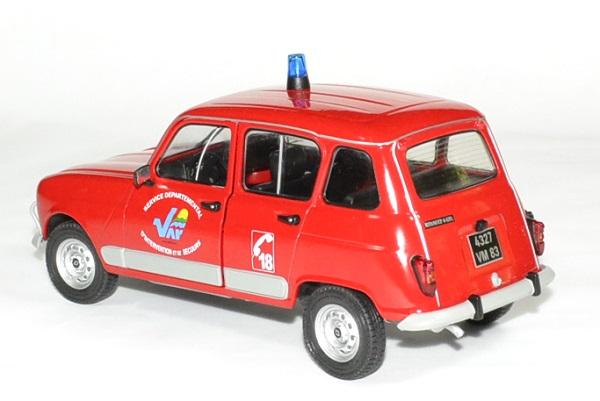 Renault 4l pompier 1 18 solido autominiature01 2