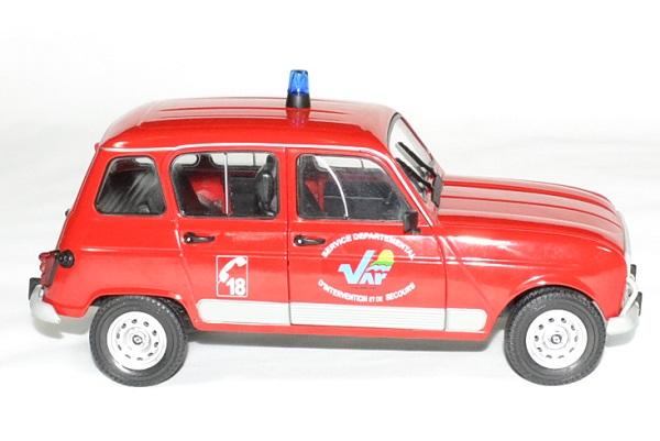 Renault 4l pompier 1 18 solido autominiature01 3