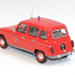 Renault 4l pompier paris bspp 1970 eligor 1 43 autominiature01 2