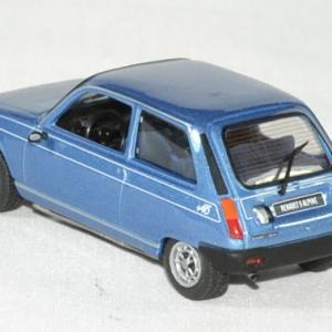 Renault 5 alpine serie presse autominiature01 2