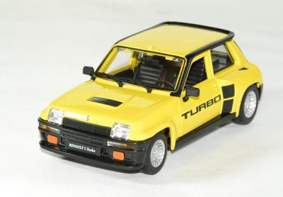 Renault 5 Turbo jaune