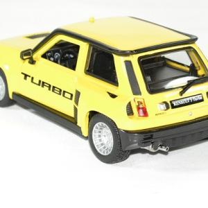 Renault 5 turbo 1 24 bburago autominiature01 4