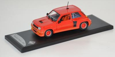 RENAULT 5 Turbo Rouge 1982 Solido SOL143217