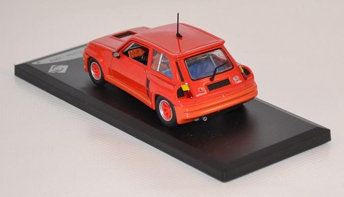 Renault 5 turbo 1 43 solido 1982 autominiature01 sol 143217 com 3