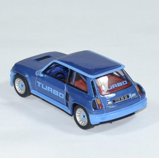 renault 5 turbo 2 1980 miniature automobile solido 1 43. Black Bedroom Furniture Sets. Home Design Ideas