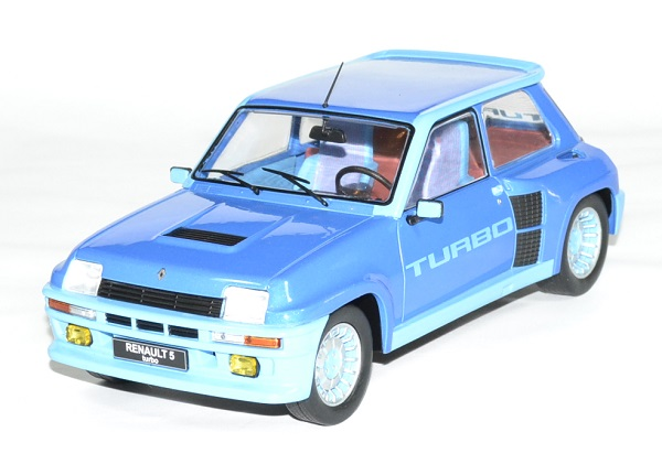 Renault 5 turbo 1981 ixo 1 18 autominiature01 1