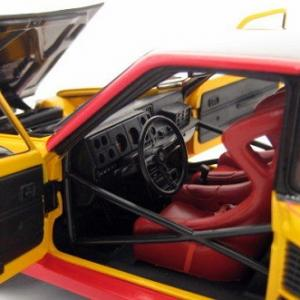 Renault 5 turbo calberson frequelin universal hobbies 118 www autominiature01 com 3