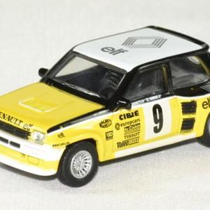 Renault 5 turbo monte carlo ragniotti 1 64 norev autominiature01 1