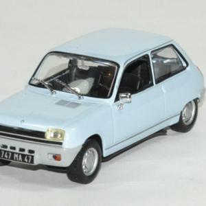 Renault 5tl 1972 solido 1 43 autominiature01 1