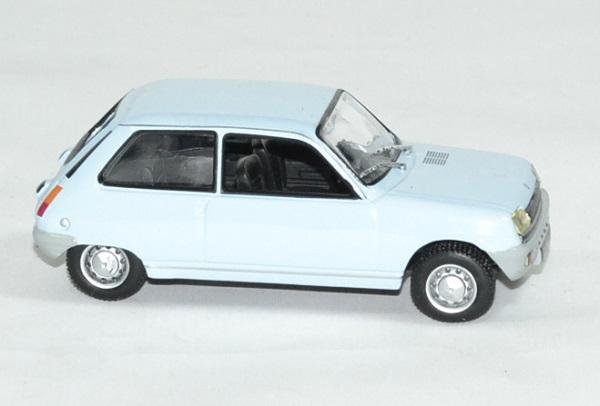 renault 5 tl 1972 bleue ciel miniature solido 1 43 s4301900. Black Bedroom Furniture Sets. Home Design Ideas