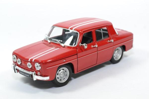 Renault 8 gordini rouge 1964 welly 1 24 autominiature01 24015rd 1