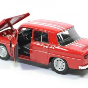 Renault 8 gordini rouge 1964 welly 1 24 autominiature01 24015rd 2