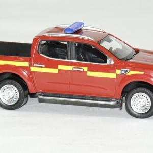 Renault alaskan pompier pick up 2017 1 43 norev autominiature01 3
