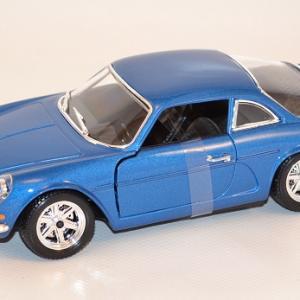 Renault alpine 1 43 bburago a110 1971 autominiature01 1