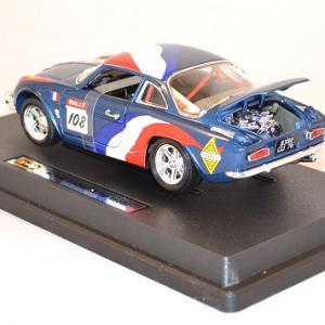 Renault alpine a110 1600s rallye bburago 22035 1 24 miniature autominiature01 com 3