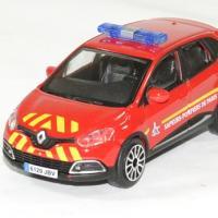 Renault captur pompier bspp 1 43 bburago autominiature01 1