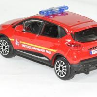 Renault captur pompier bspp 1 43 bburago autominiature01 2