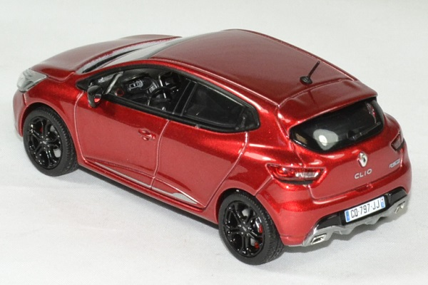Renault clio rs 2013 norev 1 43 autominiature01 2