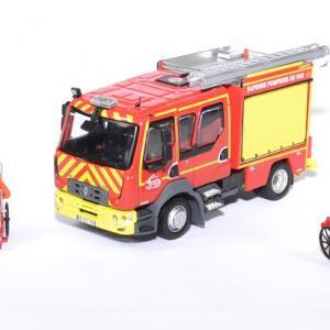 Renault d 12 fptl pompier gimaex var 1 43 eligor autominiature01 1