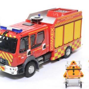 Renault D15 VSR S GIMAEX SDIS 37 Sapeurs Pompiers