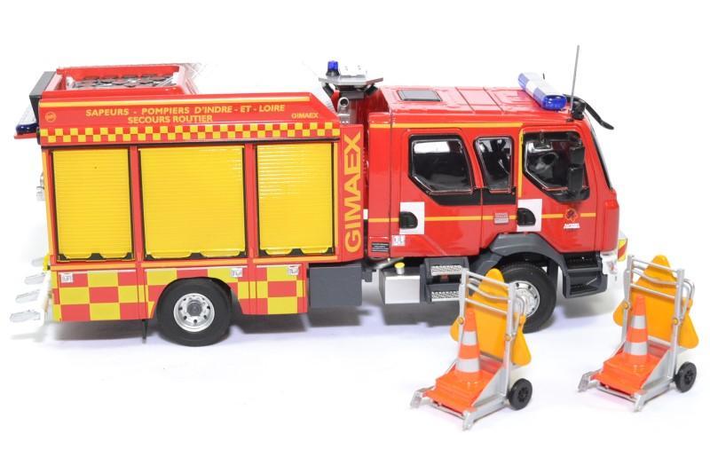 Renault d15 vsr gimaex sdis 37 pompiers 1 43 eligor autominiature01 116286 3