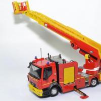 Renault d16 echelle sapeurs pompiers epc 33 eligor 1 43 116643 autominiature01 1
