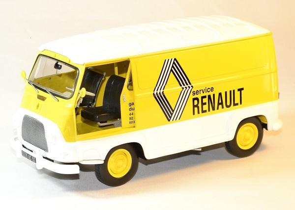 Renault Estafette Assistance Renault 1972 Norev 118